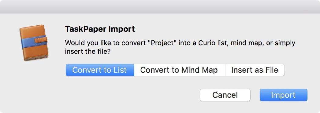 Curio 12 0 Release Notes